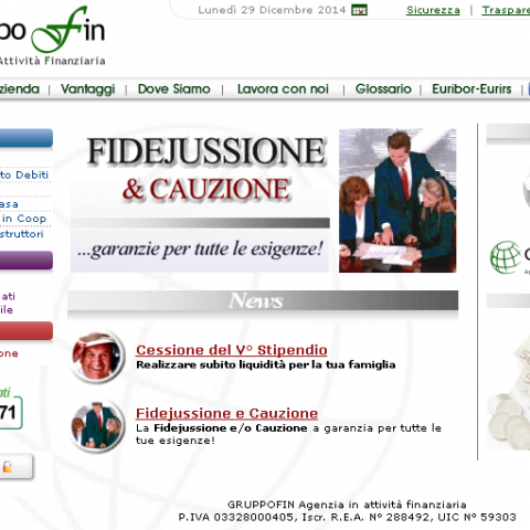 GruppoFin Agenzia in attività finanziaria