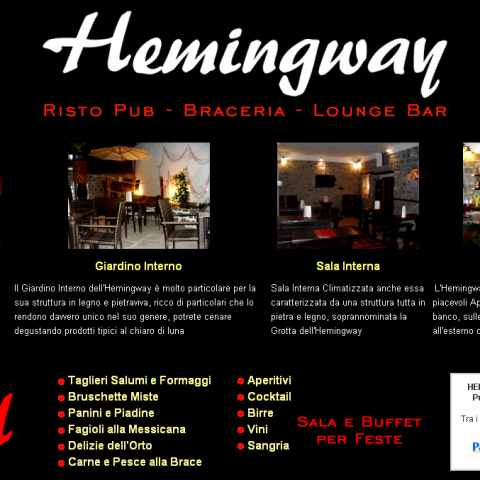Hemingway Ristobar