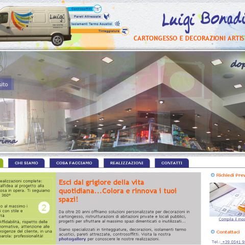 Luigi Bonadies Cartongesso
