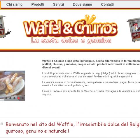 Waffel & churros